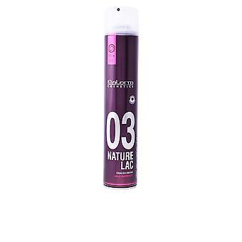 Salerm luonto Lac vahva ote Hairspray 650 Ml Unisex