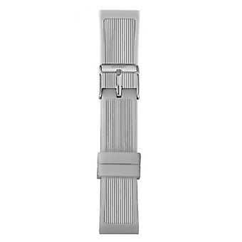Watch I Am The Watch IAM-212 - Light Grey Steel Loop Bracelet / Medium 18 mm