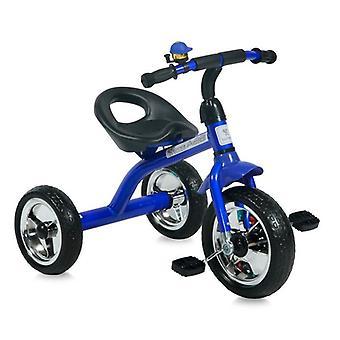 Lorelli tricycle A28, 2 seteposisjoner, ergonomisk sete, sklisikre knotter
