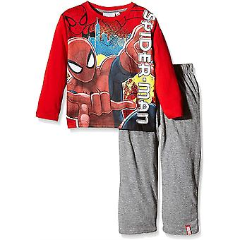 Boys Marvel Spiderman maneca lunga - Pijama Set