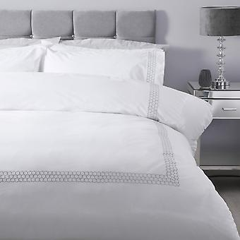 Belledorm Honeycomb Duvet Set