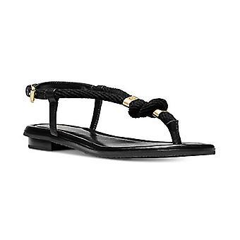 Michael Michael Kors femei ' s Holly sandale Dimensiune 5,5 negru