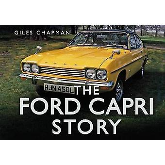 Ford Capri Story by Giles Chapman