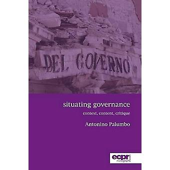 Situating Governance Context Content Critique by Palumbo & Antonino