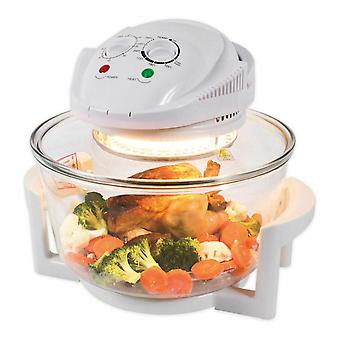 12L 1300W Halogen Oven Convection Cooker Air Fryer Fast Health Cooking No Oil