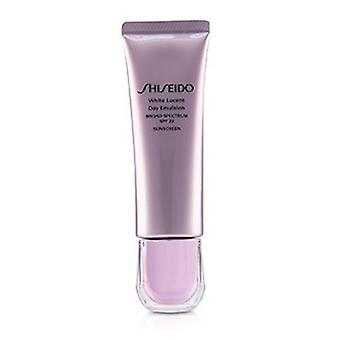 Shiseido White Lucent Day Emulsion Broad Spectrum Spf 23 Zonnebrandcrème 50ml/1.7oz