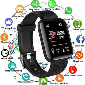 Modelo inteligente M116 pulseira à prova d'água fitness sensor de sono da pressão arterial