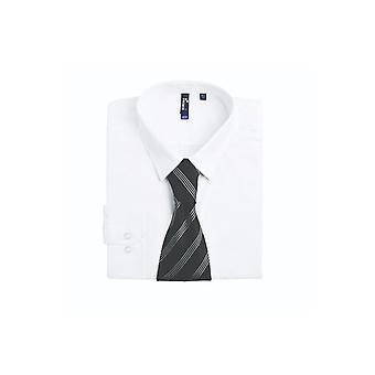 Premier four stripe tie pr762