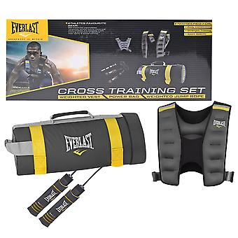 Everlast Unisex X Training Set Gewogen Vest Power Bag Gewogen Jump Rope