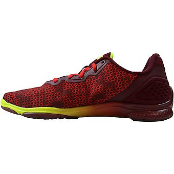 Under Armour Micro G Sting TR 2 Deep Red/Red-Bright Yellow 1258797-601 Men's