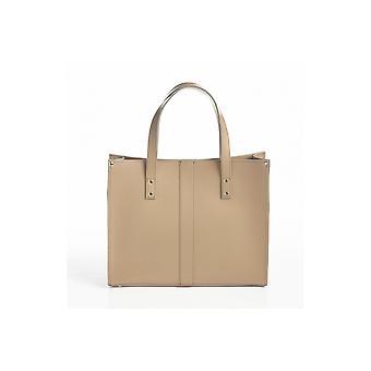 Zatchels Womens/Ladies Belvoir Handcrafted Leather Shopper Bag (British Made)