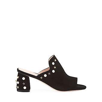 Stuart Weitzman Womens DOHICKEY Open Toe Casual Mule Sandals