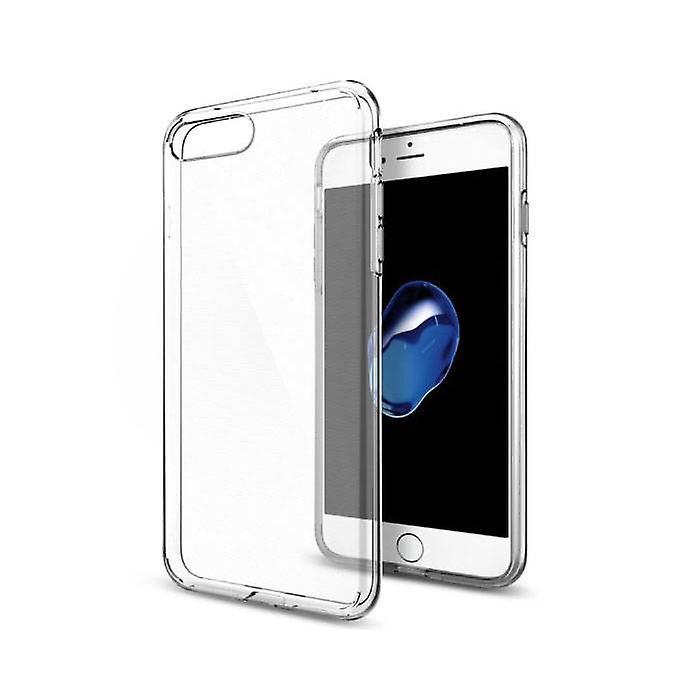 Stuff Certified® 2-Pack Transparent Clear Silicone Case Cover TPU Case iPhone 7