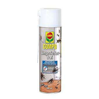 COMPO Ungeziefer-frei, 400 ml