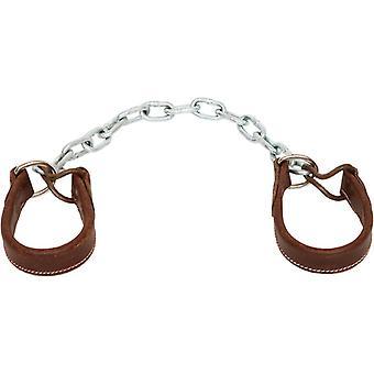 Gómez Lock Chain Handle Sliding Leather