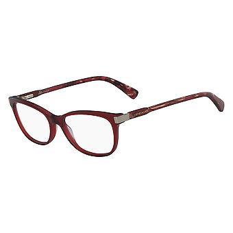 Longchamp LO2616 600 Red Glasses