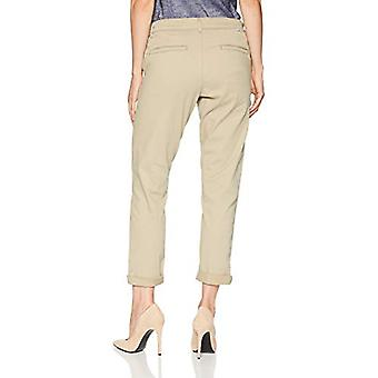 Levi's Women's Classic ND Pant, Crisp True Chino, 27 (US 4) R