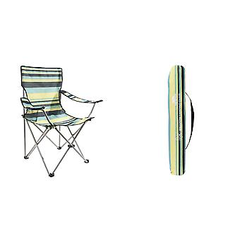 Trespass Branson Folding Camping Chair With Carry Bag