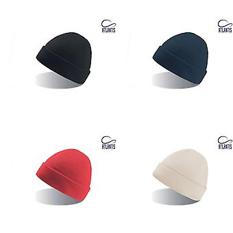 Atlantis Wind Childrens/Kids Double Skin Beanie With Turn Up