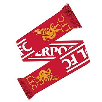 Liverpool FC Feather Scarf