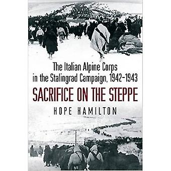 Sacrifice on the Steppe - The Italian Alpine Corps in the Stalingrad Campaign, 19421943