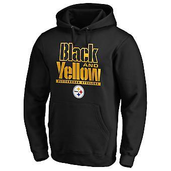 NFL Pittsburgh Steelers HOMETOWN Black & Yellow Hoody