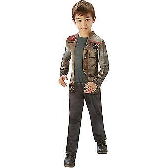 Star Wars Force Awakens Childrens/Kids Finn Costume