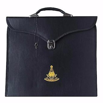 Masonic mm/wm and provincial full dress past master cases ii