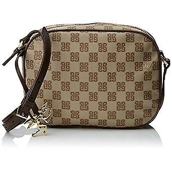 piero drive 6109a3088 Woman Brown shoulder bag (Moro Head) 23x16x75 cm (W x H x L)
