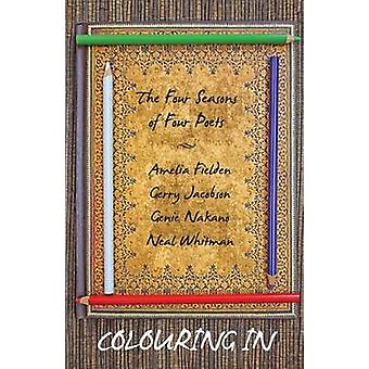 Colouring In The Four Seasons of Four Poets by Fielden & Amelia