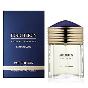 Men's Perfume Boucheron Homme Boucheron EDT/100 ml