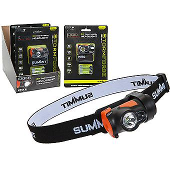 Storm Force Night Vision 3W Cree Headlight w/Batteries