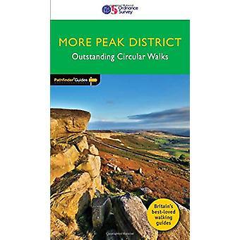 Pathfinder More Peak District por Dennis Kelsall - 9780319091081 Livro