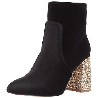 Betsey Johnson Blue Women's Kacey Ankle Bootie