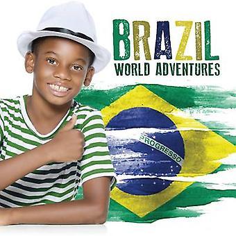 World Adventures Brazil by Gemma McMullen