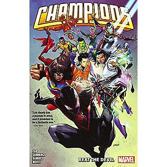 Champions By Jim Zub Vol. 1 - Beat The Devil by Jim Zub - 978130291671