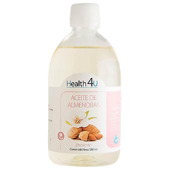Health 4U Aceite de Almendras Dulces 500 ml