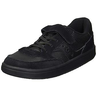 Chaussures de marche Kids Saucony Boys Jazz Jazz Rubber Low Top Buckle