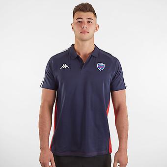 Kappa Grenoble 2019/20 Off Field Polo Shirt