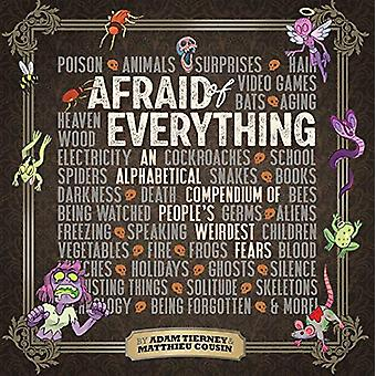 Afraid of Everything by Adam Tierney - 9781684056279 Book