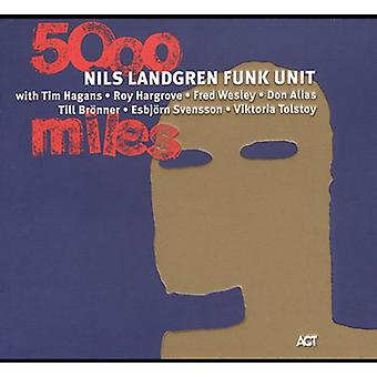 5000 Miles [CD] USA import