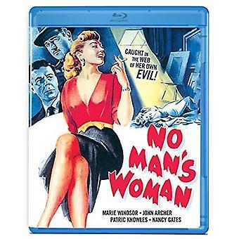 No Man's Woman [Blu-ray] USA import