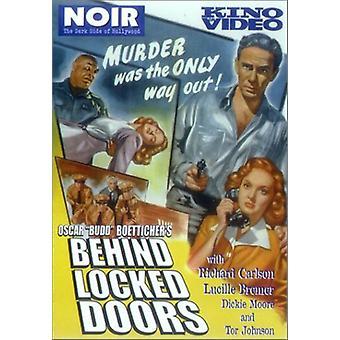 Bakom låsta dörrar [DVD] USA import