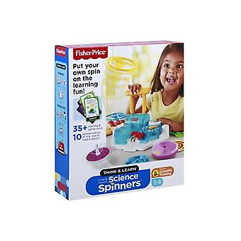 Fisher price science spinners