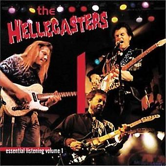 Hellecasters - Hellecasters: Vol. 1-Essential Listening [CD] USA import