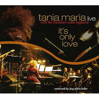 Tania Maria & Hr Bigband - It's Only Love [CD] USA import