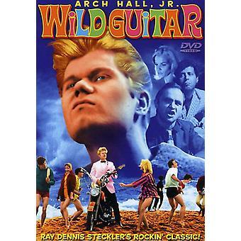 Wild kitara [DVD] Yhdysvallat tuoda