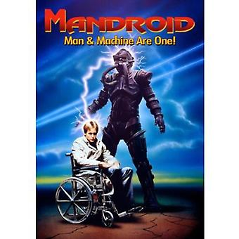 Mandroid [DVD] USA import