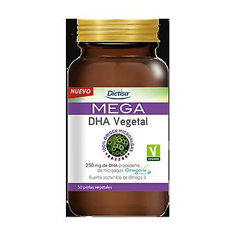 Mega Vegetable DHA 50 capsules