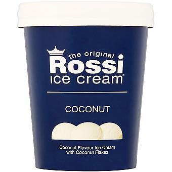 Rossi Coconut Flavour Ice Cream
